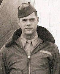 Cpl Conrad E Vogt Radio Operator P 26 39th Bomb Group VH